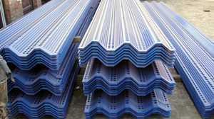 防风网安装施工